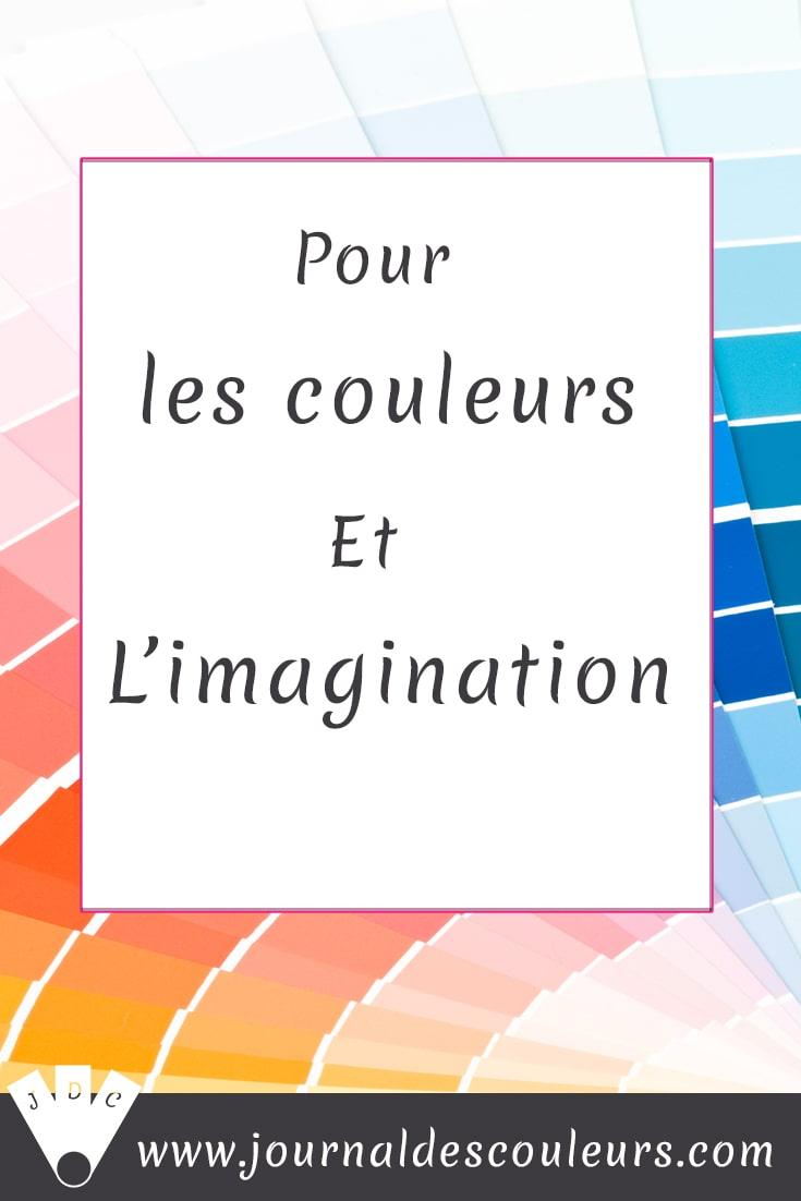 Pour les couleurs et l'imagination sur le site Journal des couleurs