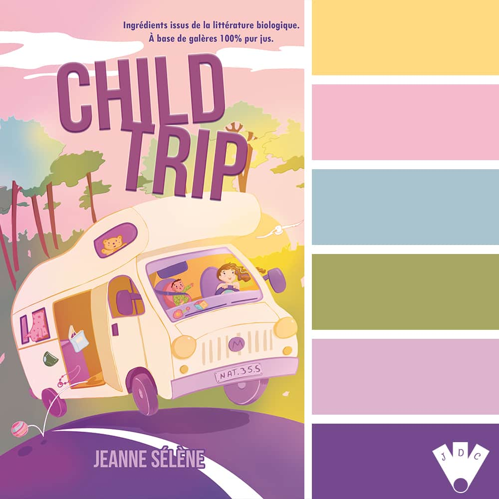Child Trip / jeanne Sélène