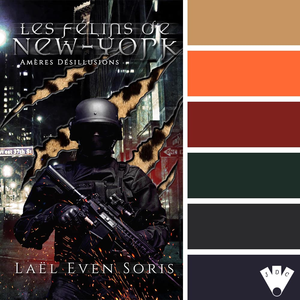 Les Félins de New-York T1 : Amères Désillusions / Laël Even Soris