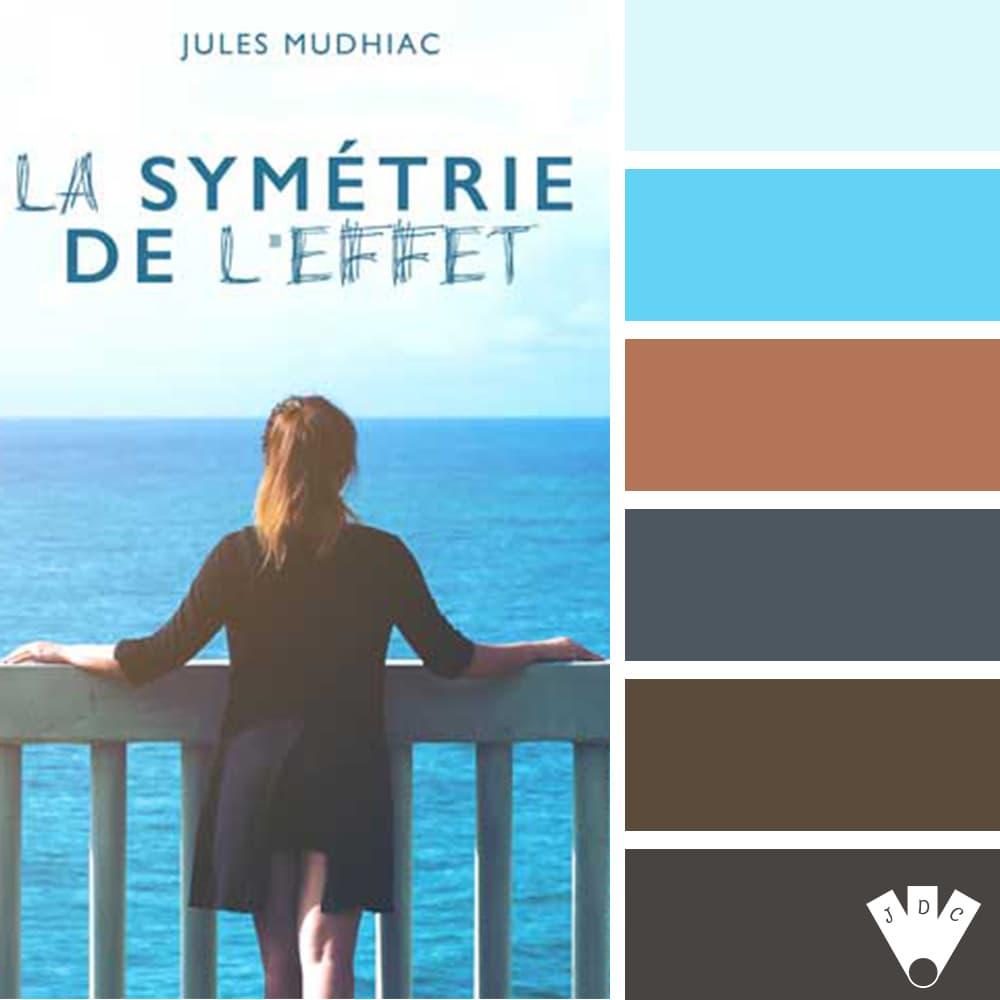 La Symétrie de l'Effet / Jules Mudhiac