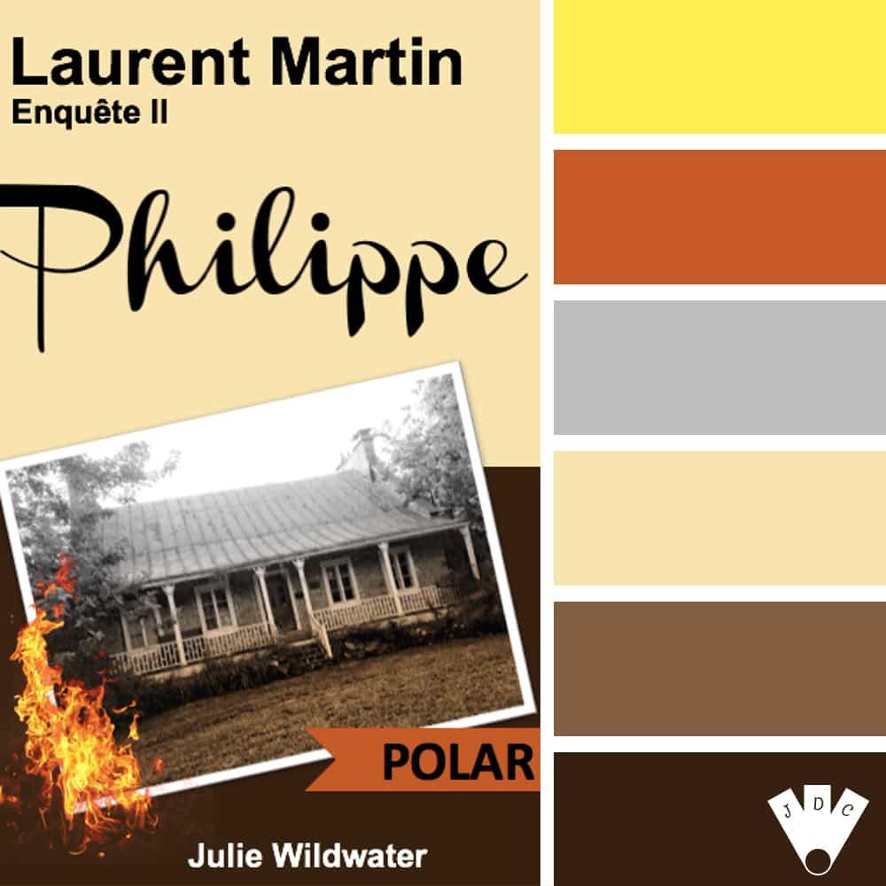 Laurent Martin – Enquête II : Philippe / Julie Wildwater