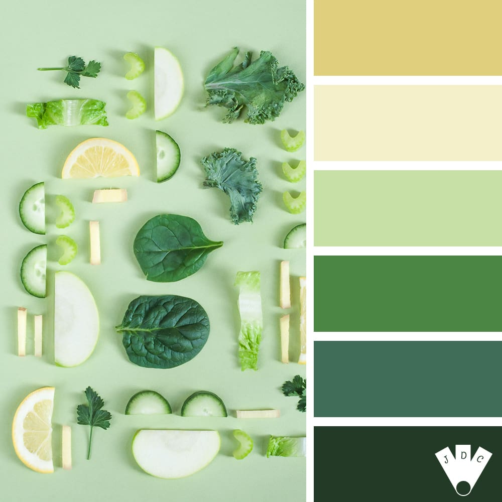 Vert, c'est vert, tout vert, tout l'univers est vert