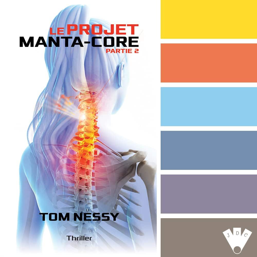 Le Projet Manta-Core : Partie 2 / Tom Nessy