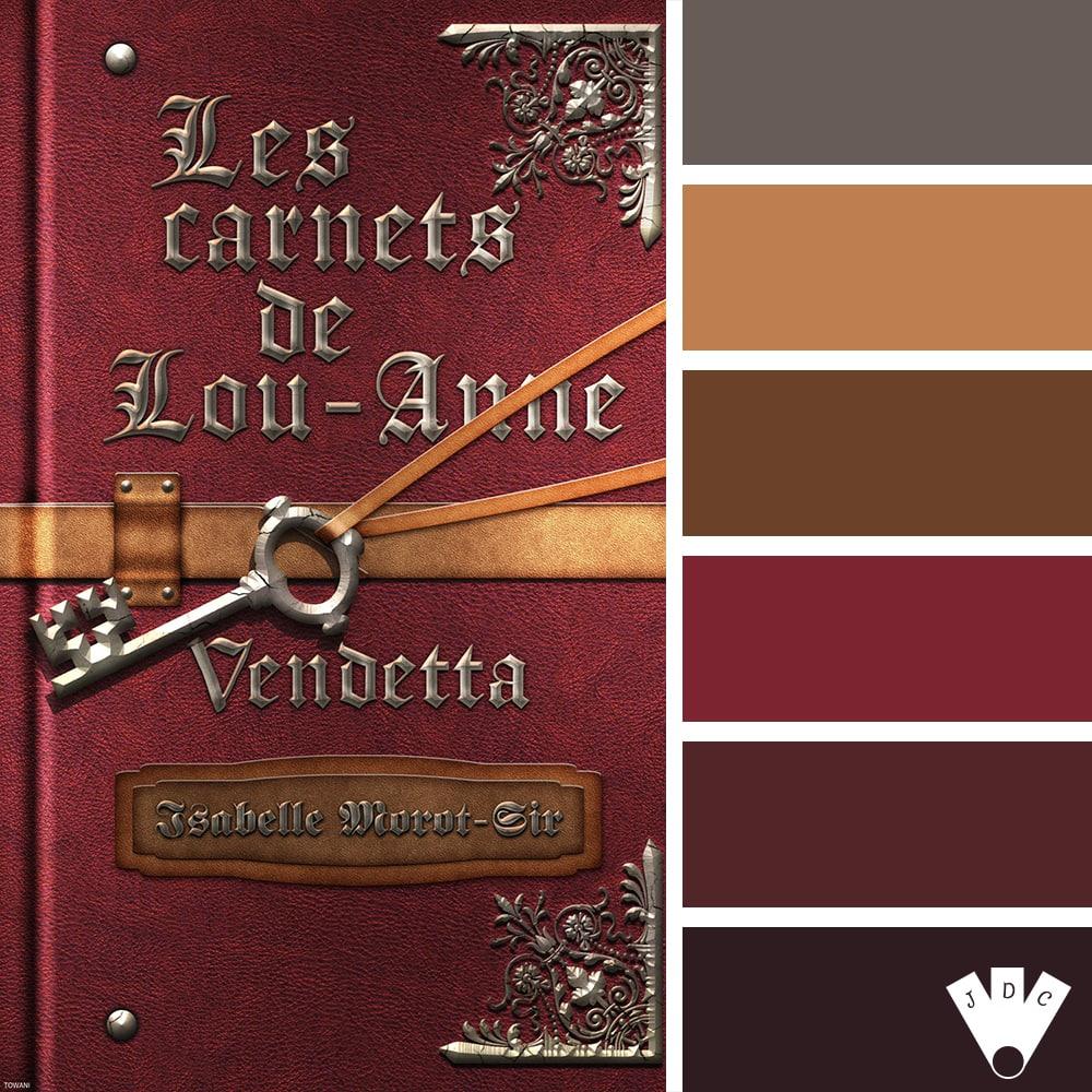 Les Carnets de Lou-Anne : Vendetta / Isabelle Morot-Sir