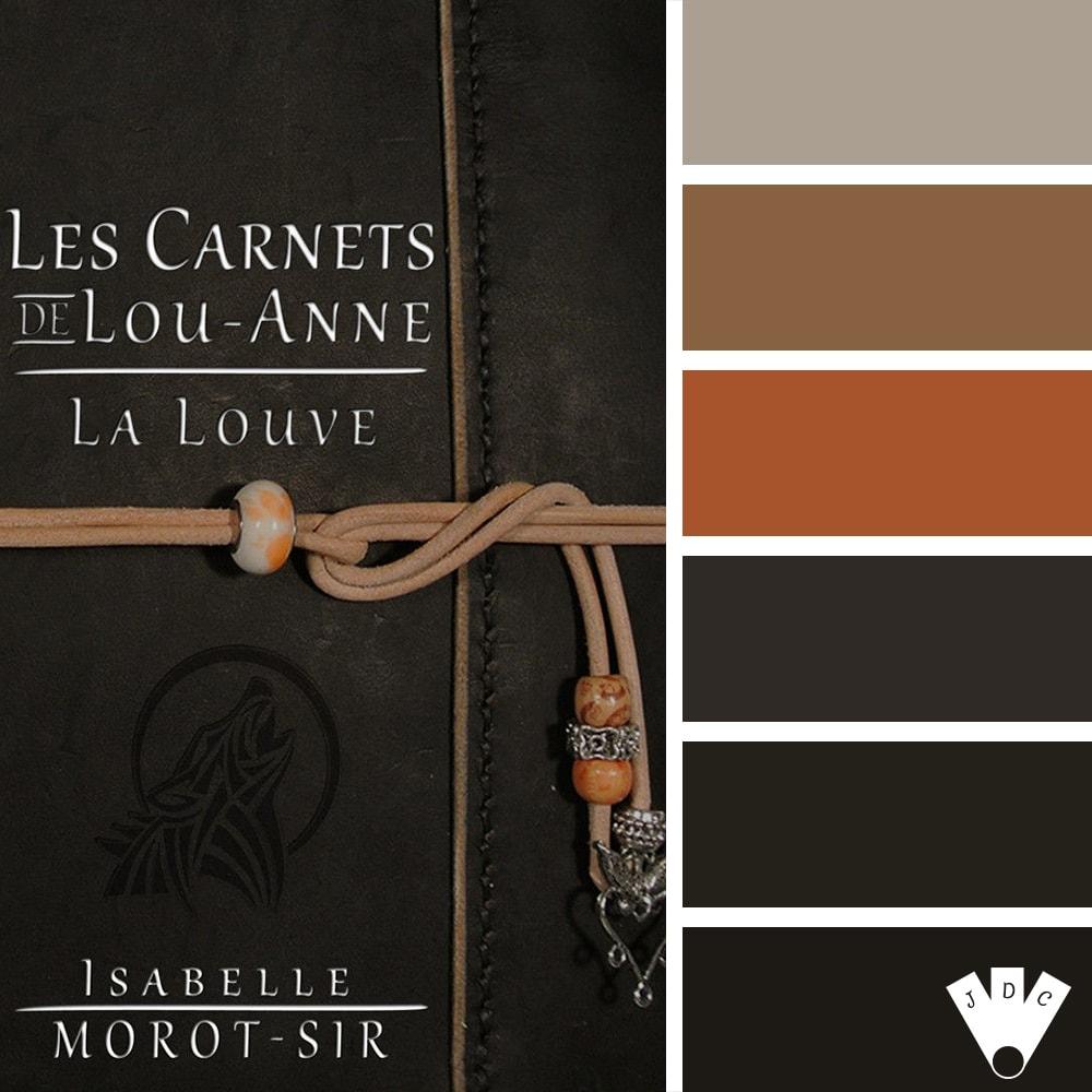 Les Carnets de Lou-Anne T1 : La louve – Isabelle Morot-Sir