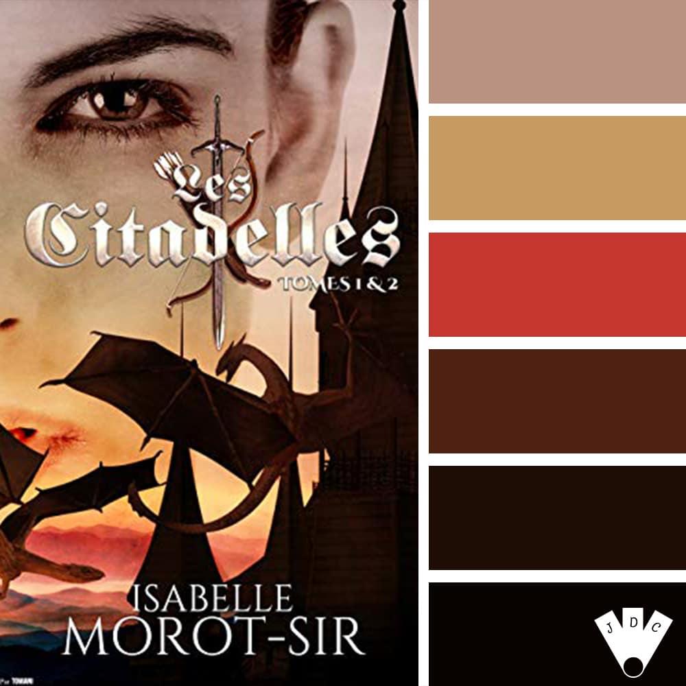 Les Citadelles : Tomes 1 & 2 / Isabelle Morot-Sir
