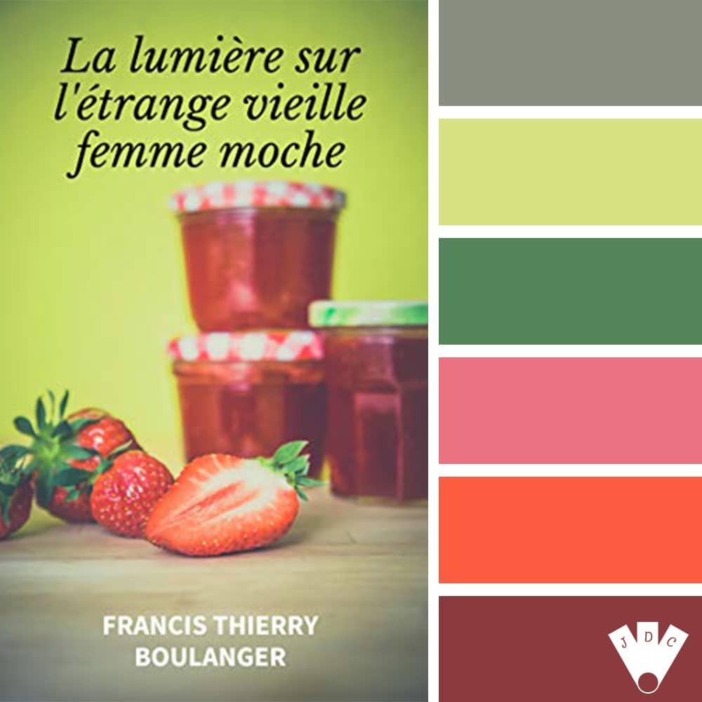 La lumière sur l'étrange vieille femme moche / Francis Thierry Boulanger