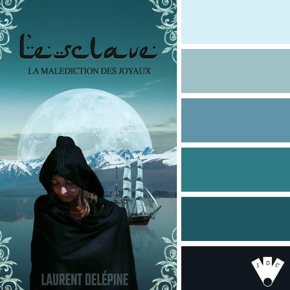 L'esclave : La malédiction des joyaux, T2 / Laurent Delépine