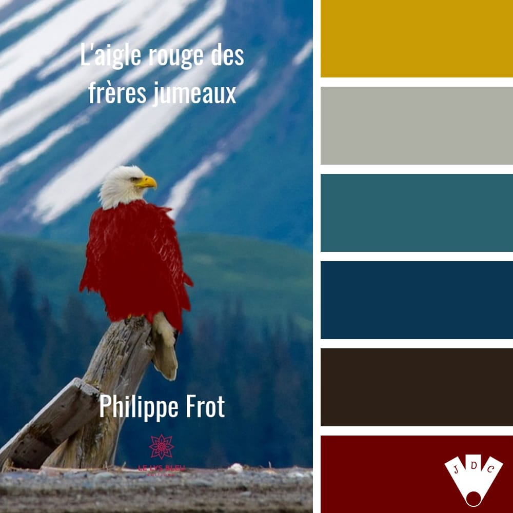 L'aigle rouge des frères jumeaux / Philippe Frot