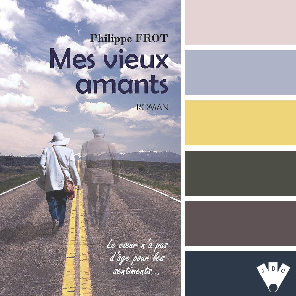 Mes vieux amants / Philippe Frot