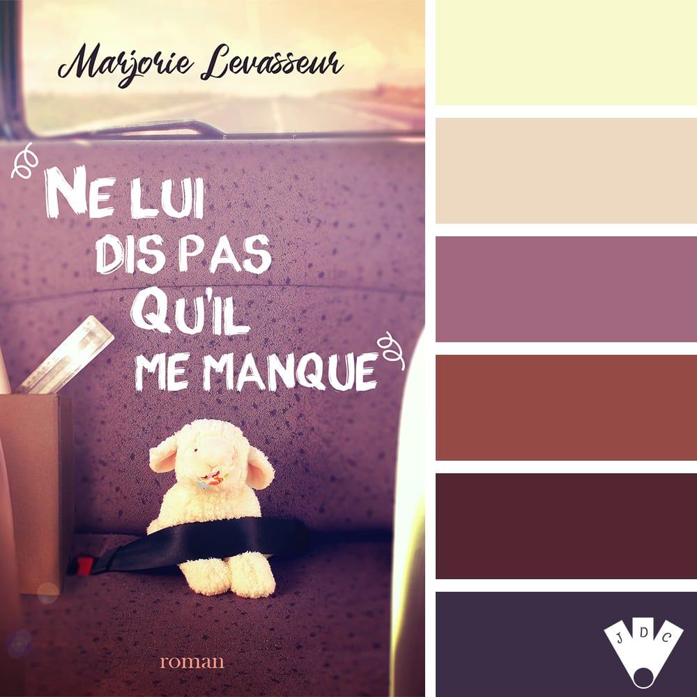 Ne lui dis pas qu'il me manque / Marjorie Levasseur