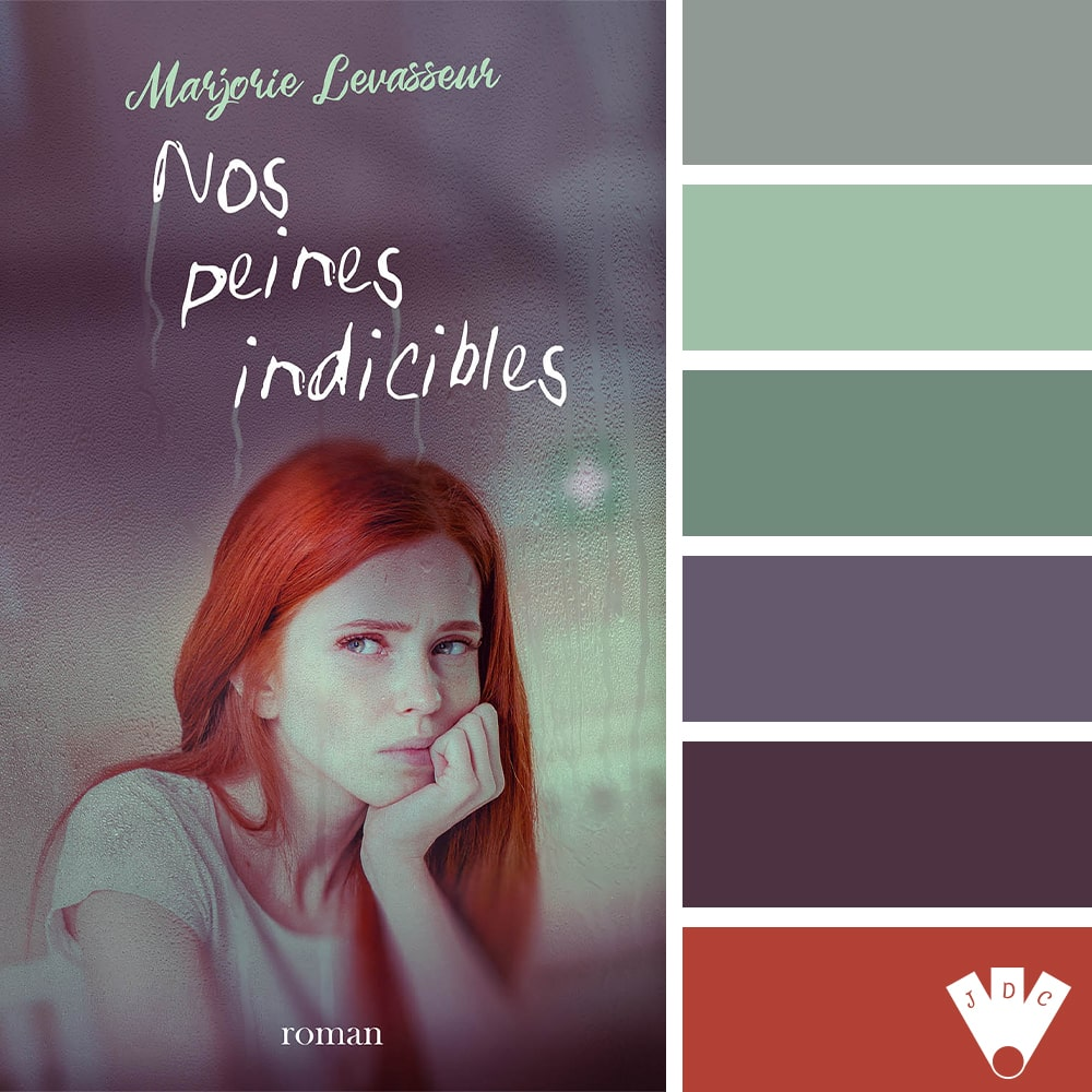 Nos peines indicibles / Marjorie Levasseur