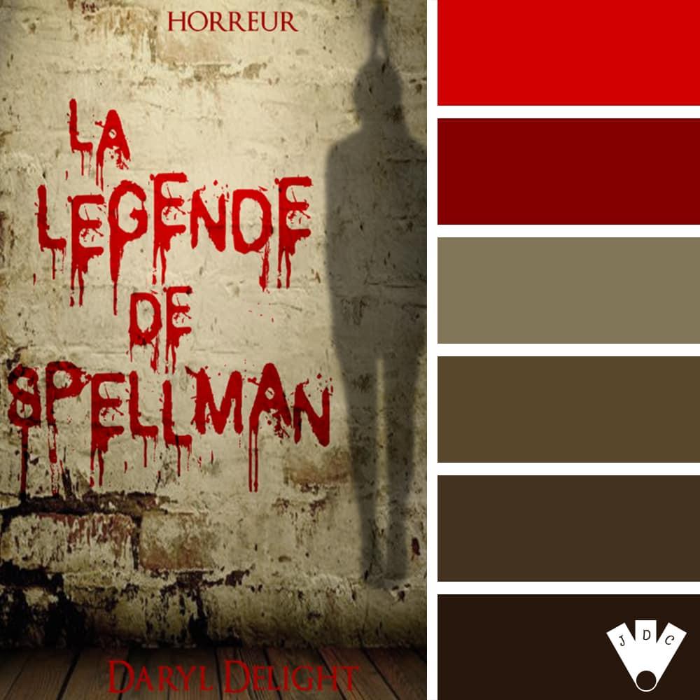 La légende de Spellman / Daryl Delight