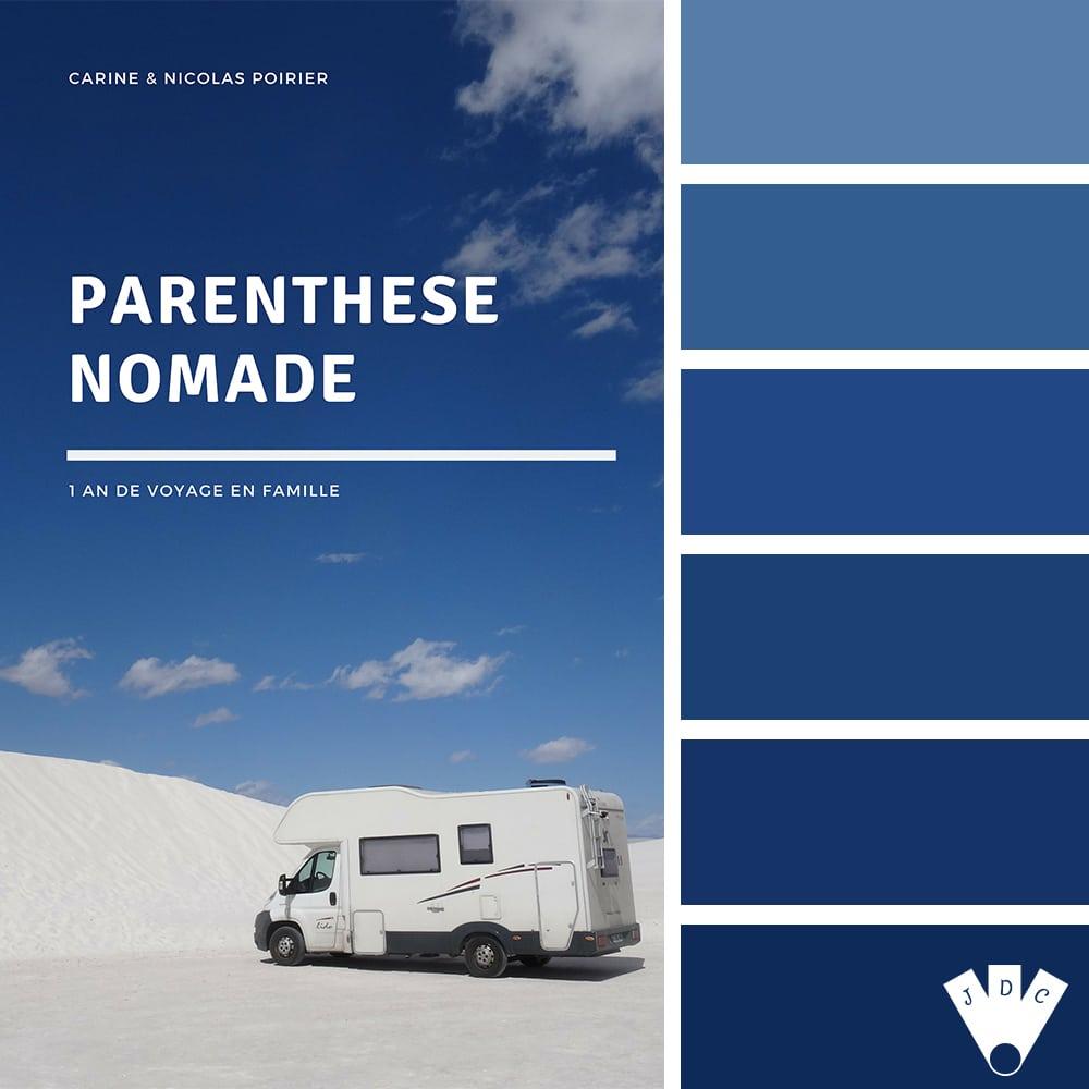 Parenthèse nomade : 1 an de voyage en famille / Carine Poirier