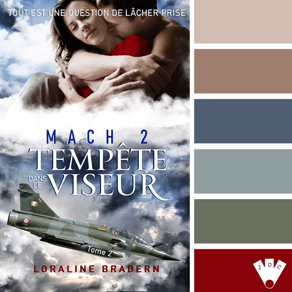 Mach 2 : Tempête dans le viseur / Loraline Bradern