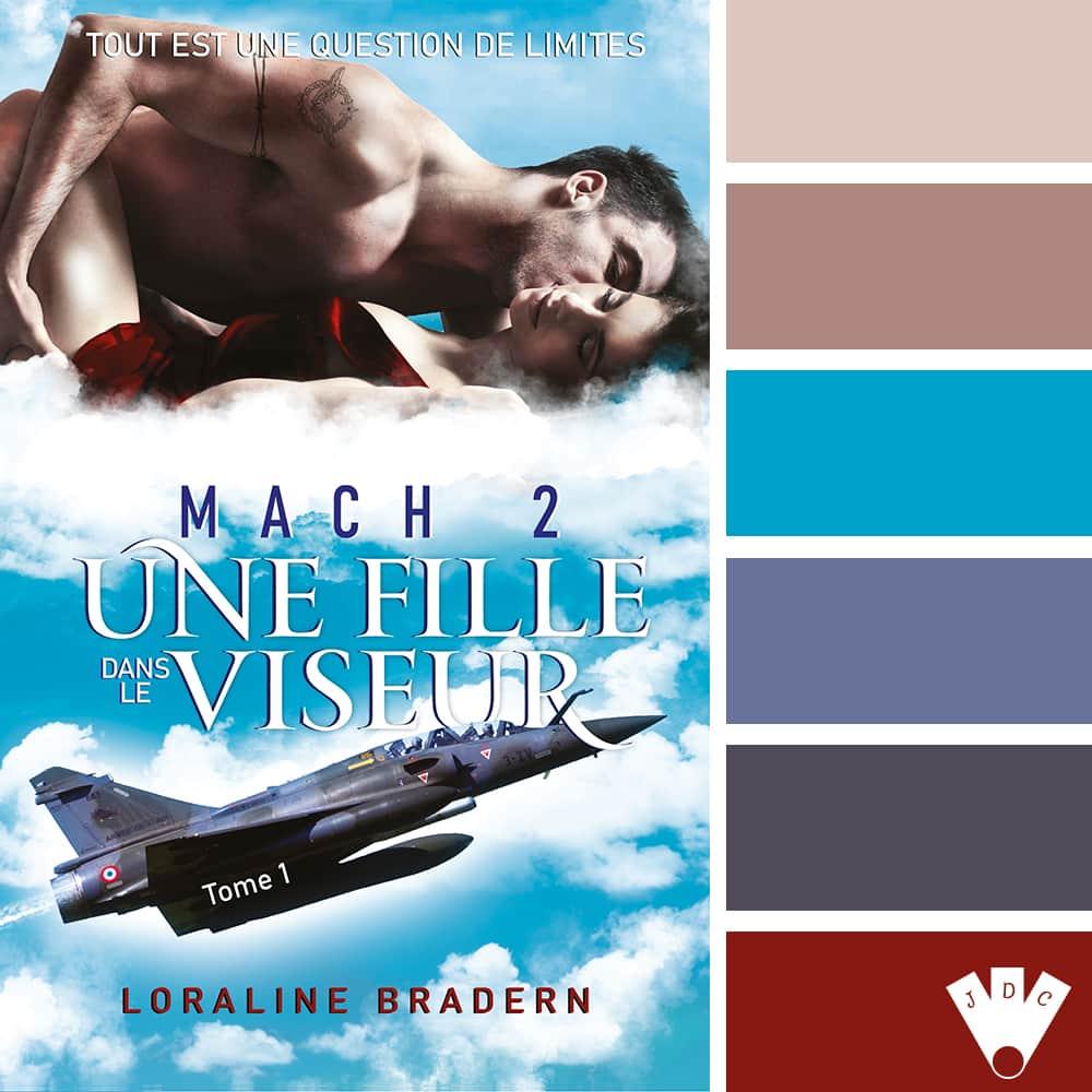 Mach 2 : Une fille dans le viseur / Loraline Bradern