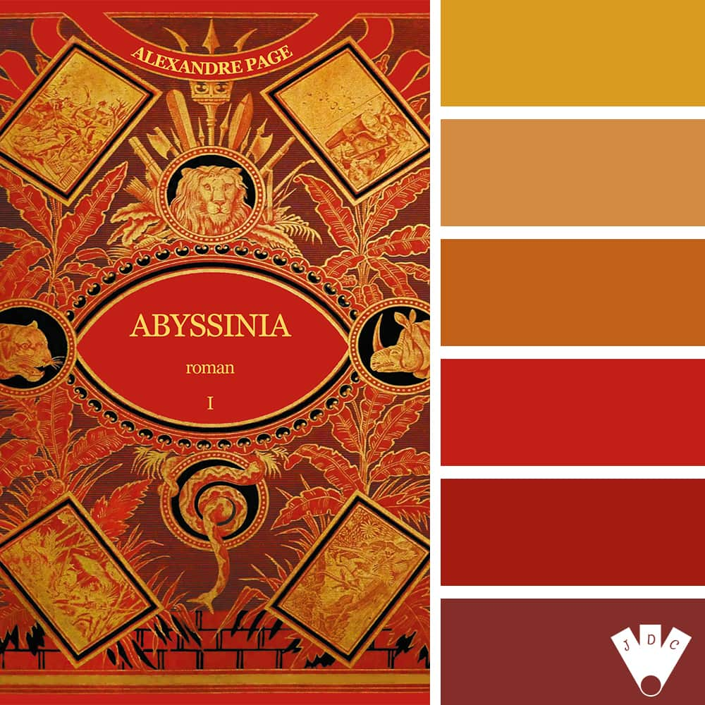 Abyssinia : Volume 1 / Alexandre Page
