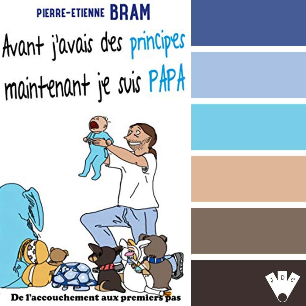 Avant j'avais des principes maintenant je suis papa / Pierre-Etienne Bram