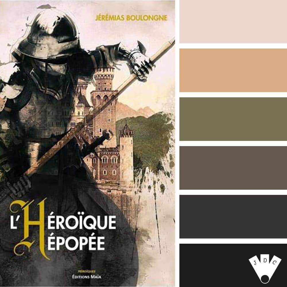 L'héroïque épopée / Jérémias Boulongne