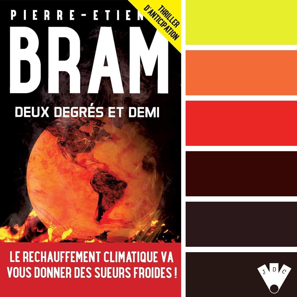 Deux degrés et demi / Pierre-Etienne Bram