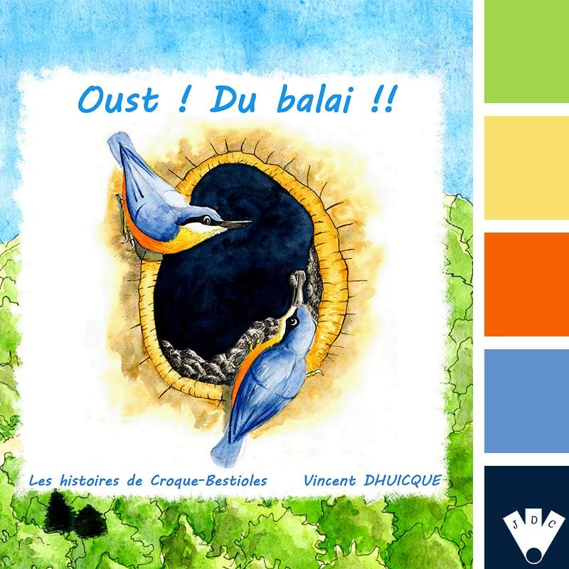 Oust ! Du balai !! / Vincent Dhuicque