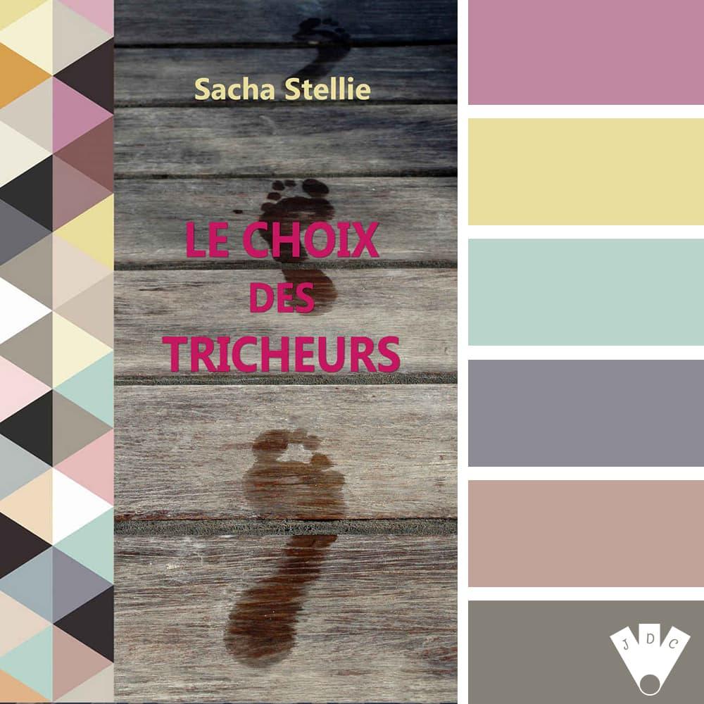 Le choix des tricheurs / Sacha Stellie