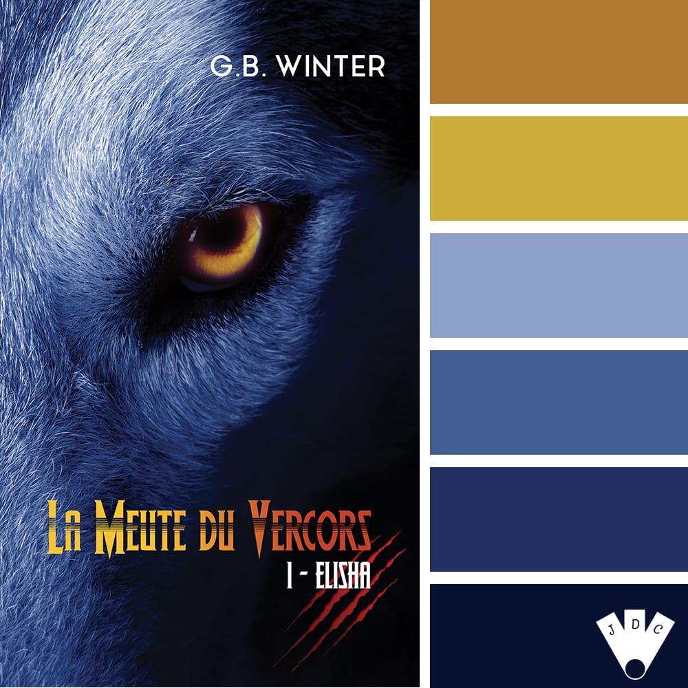La Meute Du Vercors : 1 – Elisha / G.B. Winter